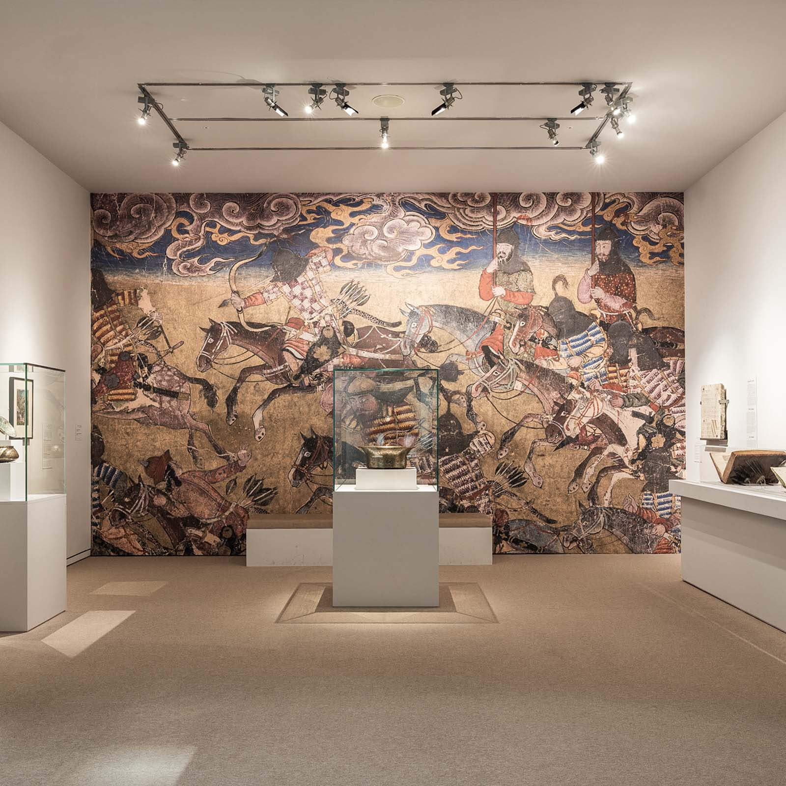 Exhibition Furusiyya: The Art of Chilvalry between East and West
