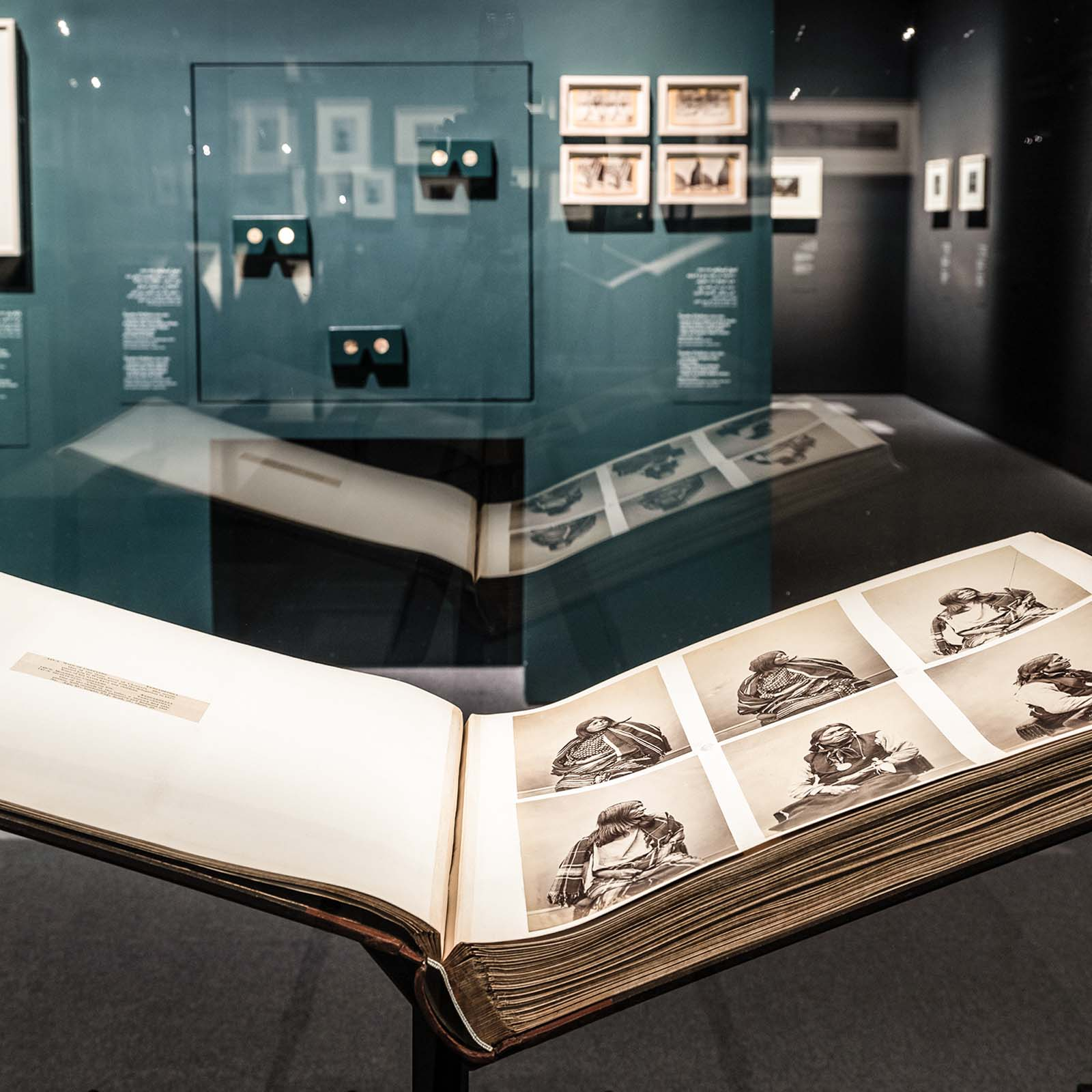 International Exhibition Opening the Album of the World in partnership with musée du quai Branly - Jacques Chirac