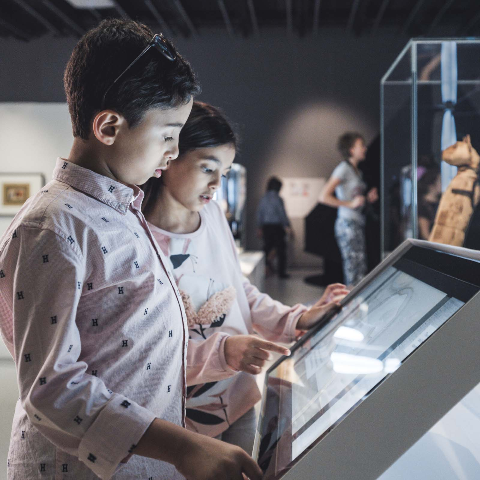 Creating a Children's Museum, Exhibition Animals, between real and imaginary, Visitor experience, Learning, innovative mediation tools