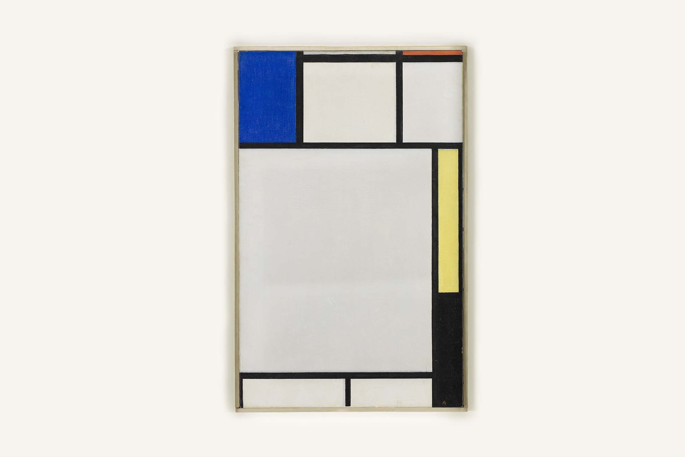 Composition, Piet Mondrian
