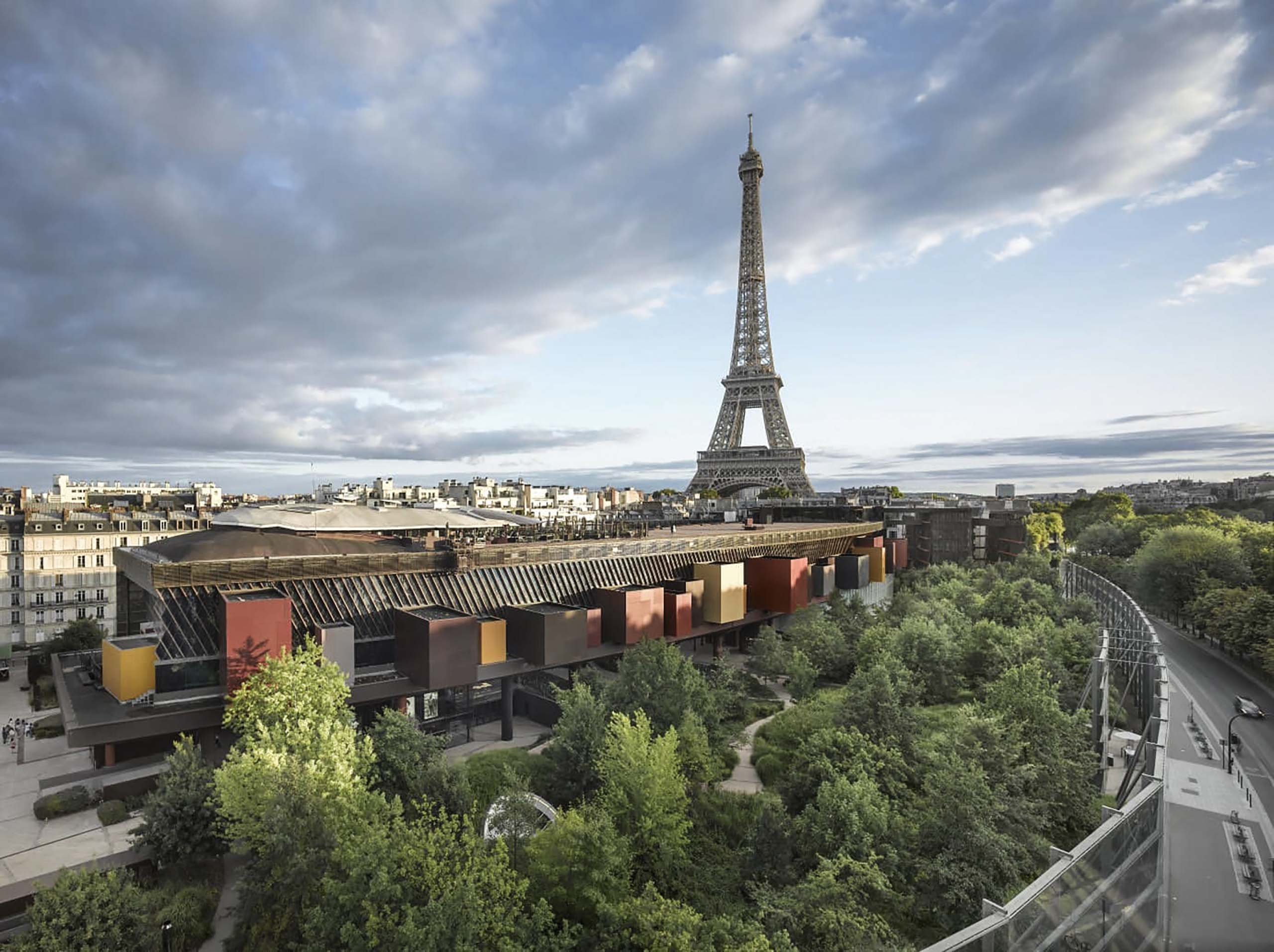 Musée du quai Branly - Jacques Chirac, Paris